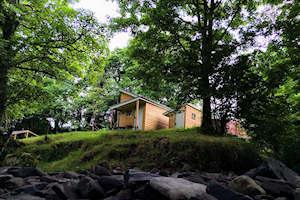 Glamping Holidays Powys Wales